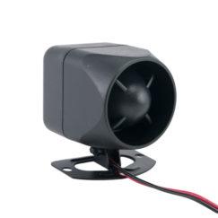 Six Tone Mini Siren 25W 12V