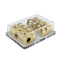 3 Input BK to 4 Output Fuse