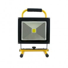 Rechargeable Portable LED Work Light 30W