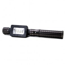 Singtech 8+1 Super Bright LED Rechargeable Cordless Work light with Torch