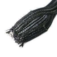 19 mm Black Braided Wrap 30 Meter (SJ)