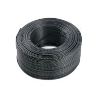 Twin Black Cable / 200M 24AWG