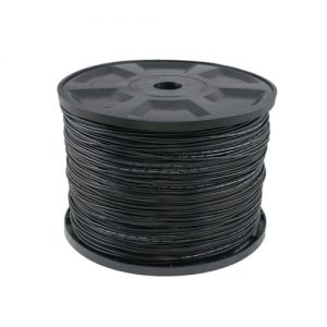 20AWG Black Auto Cable / 2KFT