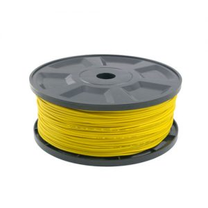 20AWG Yellow Auto Cable / 1KFT