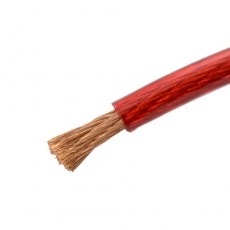 Power Cable 44AWG Red 50M