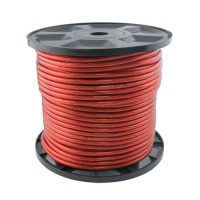 Power Cable 8AWG Red 100M