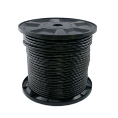 Power Cable 8AWG Black 100M