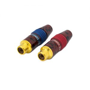 RCA Socket Red/Brown Coat
