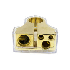 Battery Terminal (+/-) 1*0AWG, 1*4AWG, 2*8AWG