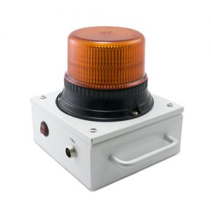 LED Strobe Light 36W 12 LED Battery Operated