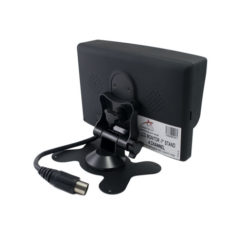 """LCD Monitor-7"""" Stand 4 Channel"""