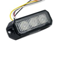 LED Strobe Light 3 LED 1W 12~24V