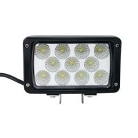 "4.5"" x 2.5"" 33W Flood Light 11 LED 10-30V"