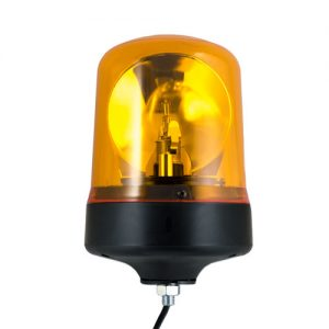 Rotate Beacon Light Amber 24V (1 BOLT)