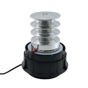 LED Strobe 54W 18LED Magnet - Inner