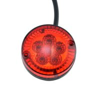 LED Marker Lamp 12V - Red