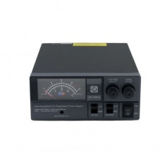 DC Regulated Power Supply 30A - Front View
