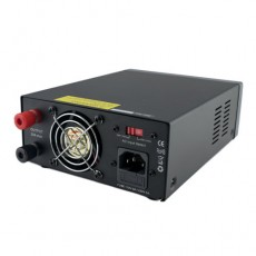 DC Regulated Power Supply 30A - Back View