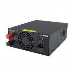 DC Regulated Power Supply 50A - Back View