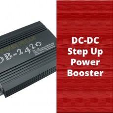 DC-DC Step Up Power Booster