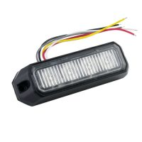 4LEDX1W STROBE LIGHT 12-24V (SMALL) | Singtech