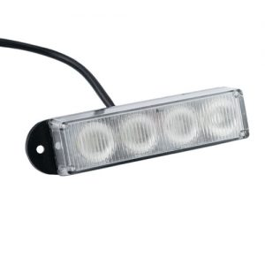 4LEDX1W STROBE LIGHT 12-24V (MEDIUM) | Singtech