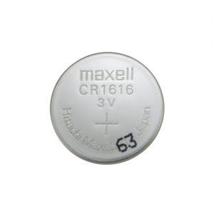 CR1616 MAXELL CELL 3V