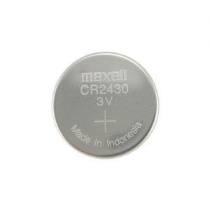 CR2430 MAXELL CELL 3V