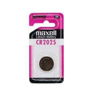CR2025 MAXELL CELL 3V