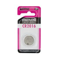 CR2016 MAXELL CELL 3V
