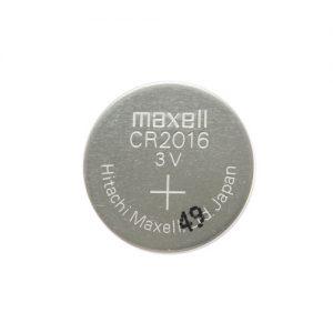 CR2016 MAXELL CELL 3V