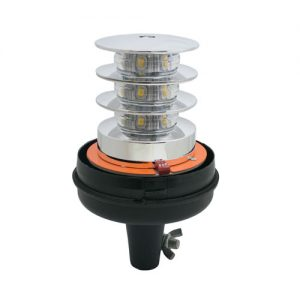 Inner Part-LED Strobe 54W 18LED (Quick Connect)