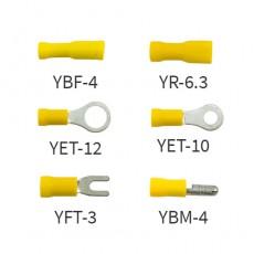 Terminal Connectors (Yellow)