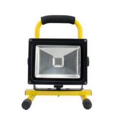 Flood LED Light RGB - 20W Rechargeable