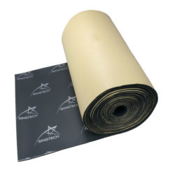 Singtech Damping Foam Mat - 6mm/10m (Black)