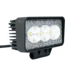 "3"" 9W LED Square Flood Worklight"