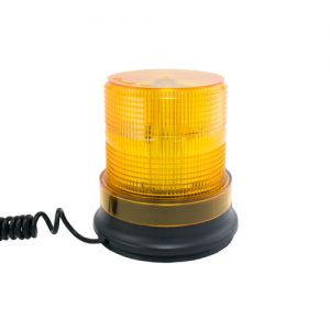 LED Beacon Light (Airport) with Magnet (12V-24V)