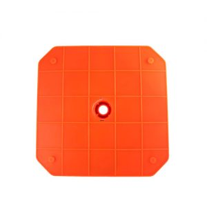 Traffic Cone 58 - 60cm Expandable with LED