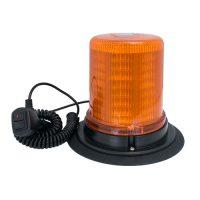 LED Strobe 128LED, Spring Cable, Magnet