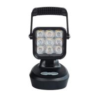 Rechargeable 9 LED Super Bright Work Light