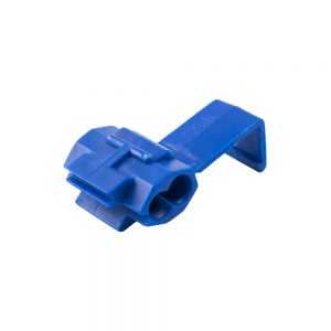 Splice Connector Blue