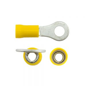 Vinyl Insulated Ring Terminal (YET-10)