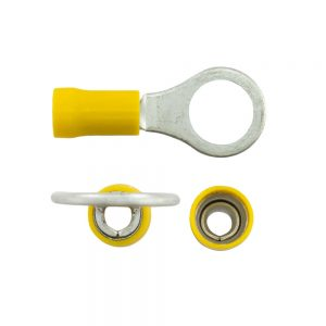 Vinyl Insulated Ring Terminal (YET-12)