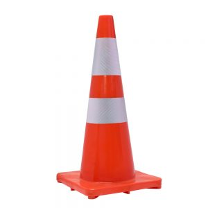 Traffic Cone 70cm | Singtech YSH Road and Construction Safety Equipment in Singapore