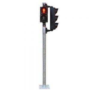 Portable Traffic Light Battery Operated Singtech